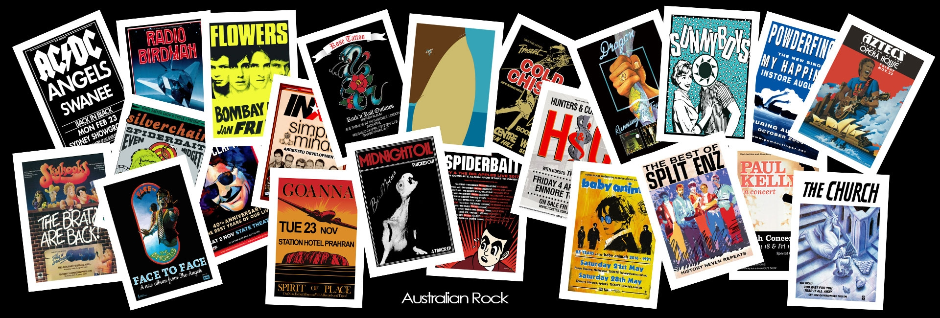 Vintage Rock Posters | Order your Band, Concert & Tour