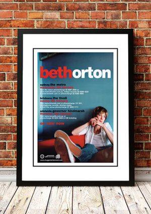 Beth Orton 'Australian Tour' 2015