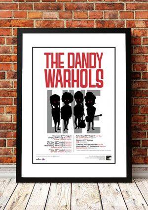 Dandy Warhols 'Australian Tour' 2014
