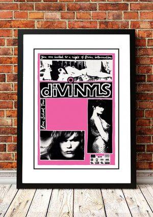Divinyls 'Love School' Australian Tour 1991