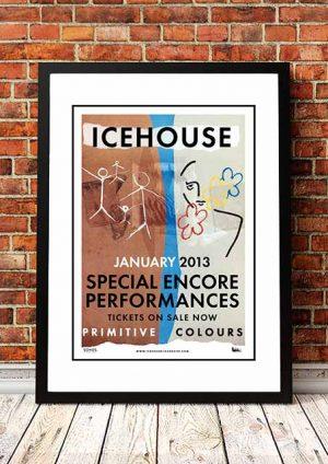Icehouse 'Special Encore Performances' Australian Tour 2013