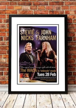 John Farnham / Stevie Nicks 'Perth' Australia 2006