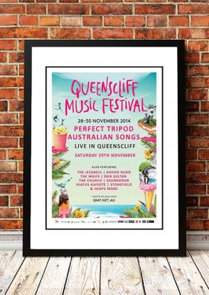 The Church / Jezabels / Xavier Rudd 'Queenscliffe Music Festival' Victoria, Australia 2014