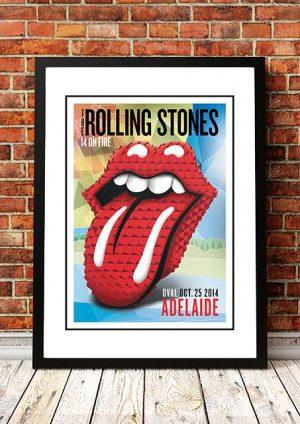 The Rolling Stones Adelaide, Australia 2014