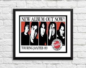 Noiseworks – 'Touch' Australian Tour 1989