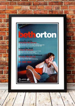 Beth Orton – Australian Tour 2015