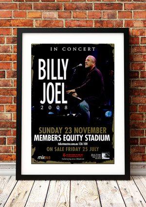 Billy Joel 'Perth' Australia 2008