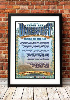 John Butler / Tim Finn / Ben Harper / Missy Higgins 'Bluesfest Music Festival' – B