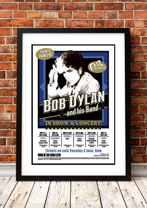 Bob Dylan – Australian Tour 2014