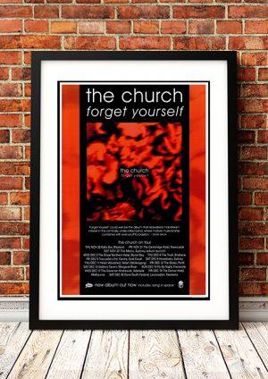 Church 'Forget Yourself' – Australian Tour 2003