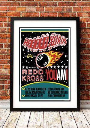 Hoodoo Gurus / Redd Kross / You Am I  – 'Crank' Australian Tour 1994