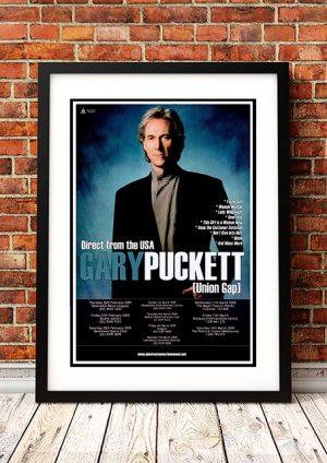 Gary Puckett – Australian Tour 2009