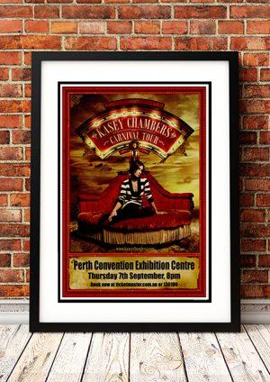 Kasey Chambers – 'Carnival Tour' Perth Australia 2006