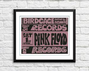 Pink Floyd – 'Birdcage' Portsmouth UK 1967