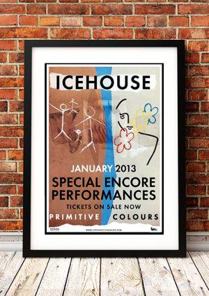 Icehouse – 'Special Encore Performances' Australian Tour 2013