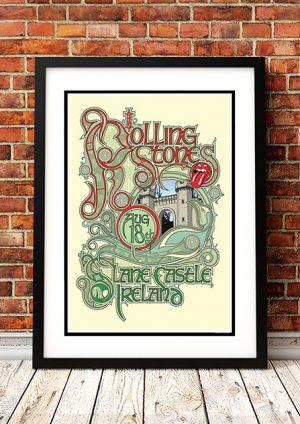 Rolling Stones – 'Slane Castle' Ireland UK 2007