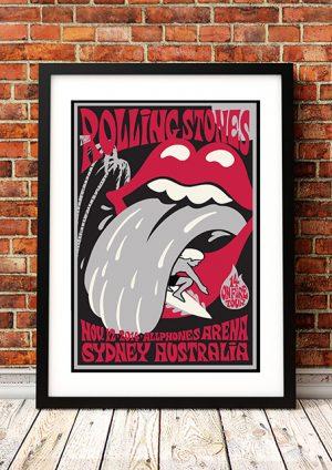 Rolling Stones – Sydney Australia 2014