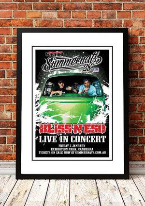 Bliss N Eso 'Summernats 28' Canberra, Australia 2015