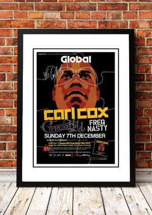 Carl Cox / Cypress Hill / Freq Nasty 'Global Festival' Perth, Australia 2007