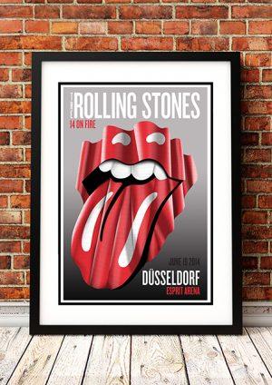 Rolling Stones – Dusseldorf Germany 2014