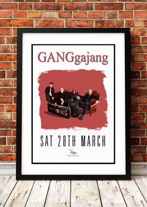 GANGgagang 'Redland Bay Hotel' – Brisbane Australia 2015