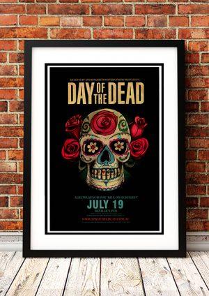 Day Of The Dead 'Kill Or Be Killed' – Perth Australia 2008