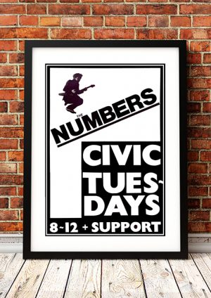 Numbers (aka Maybe Dolls) 'Civic Hotel' – Sydney Australia 1980