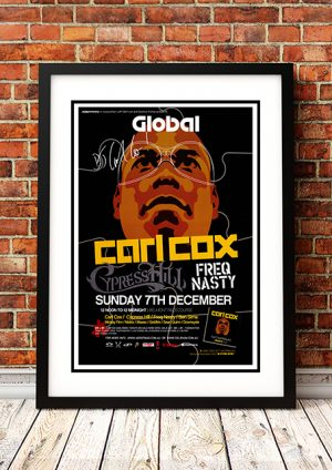 Carl Cox / Cypress Hill / Freq Nasty 'Global Festival' – Perth Australia 2007