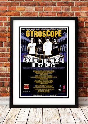 Gyroscope 'Around The World In 27 Days' – Western Australia 2006