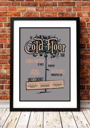 Donna Simpson (The Waifs) 'The Cold Floor Tour' – Australia 2007