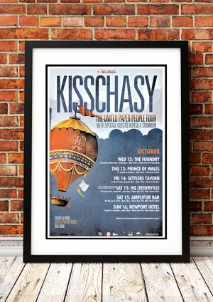 Kisschasy / Horshell Common 'United Paper People Tour' – Western Australia 2005