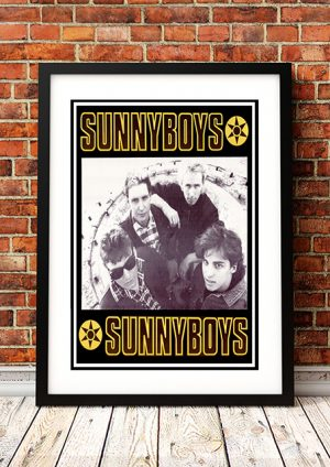 Sunnyboys – In-Store Poster