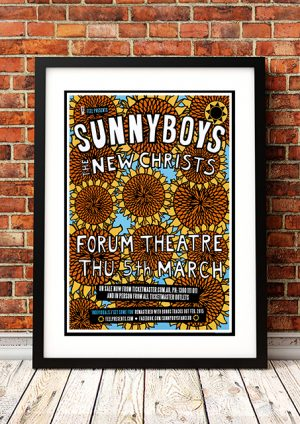 Sunnyboys / The New Christs – Melbourne Australia 2015