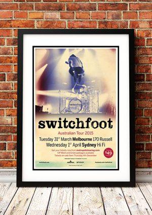 Switchfoot – Australian Tour 2015