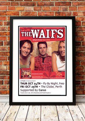 Waifs / Carus 'Return To Oz Tour' – Perth Australia 2007