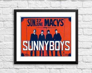 Sunnyboys 'Macys' – Melbourne Australia 1982