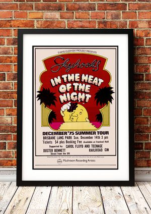 Skyhooks 'In The Heat Of The Night' – Brisbane Australia 1975