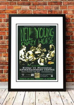 Neil Young And Crazy Horse 'Greendale' Sydney, Australia 2003