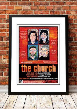 The Church 'Australian Tour' 2004