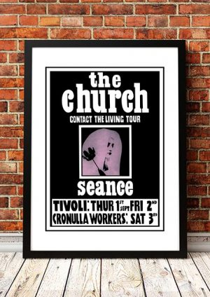 The Church 'Seance' Sydney, Australia 1983