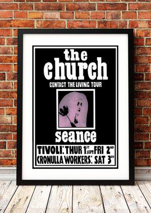 Church 'Seance' – Sydney Australia 1983