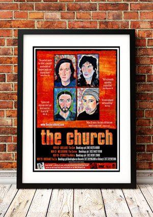 Church 'Australian Tour' 2004