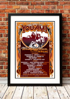 You Am I / The Mess Hall 'Whisky Eggs And Bacon' – Australian Tour 2004