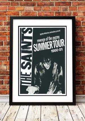 Saints 'Revenge Of The Pygmy' – Summer Tour Australia 1980-81