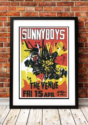 Sunnyboys 'The Venue' – Sydney Australia 1980