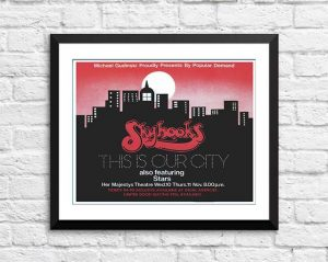Skyhooks / Stars 'This Is Our City' – Adelaide Australia 1976