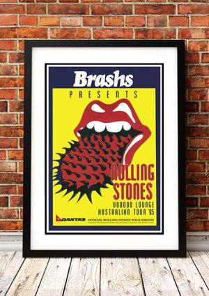 Rolling Stones 'Voodoo Lounge' – Australian Tour 1995
