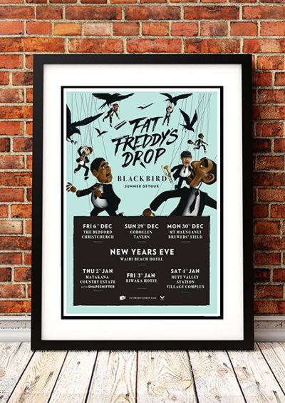 Fat Freddy's Drop 'Blackbird Summer Detour' - New Zealand 2013-0