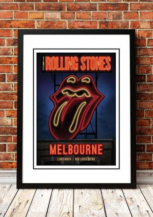 The Rolling Stones Melbourne, Australia 2014
