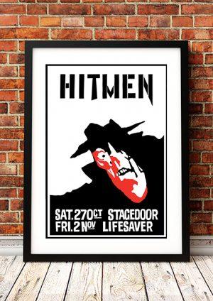 Hitmen 'Stagedoor Tavern / Bondi Lifesaver' – Sydney Australia 1979